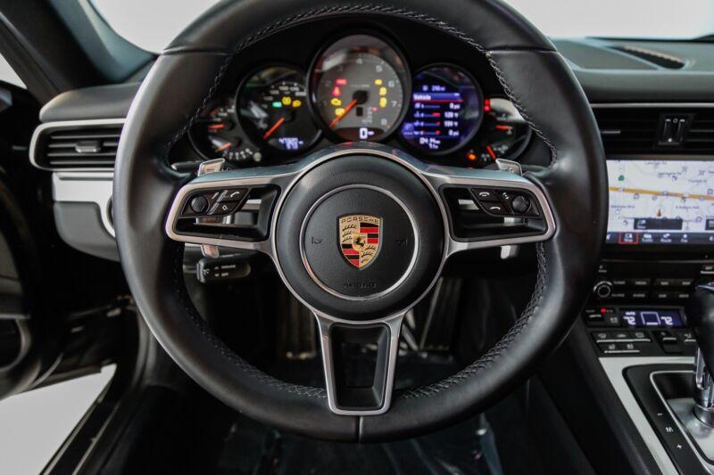 Image 5 Coche Americano usado Porsche 911 2017
