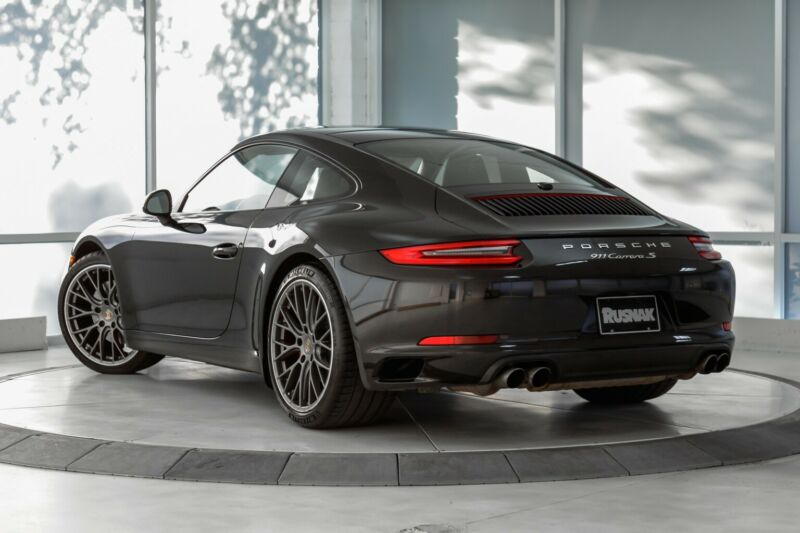 Image 11 Coche Americano usado Porsche 911 2017
