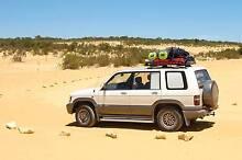 1999 HOLDEN Jackaroo Monterey 4x4 Camper V6 Petrol + LPG West Perth Perth City Preview