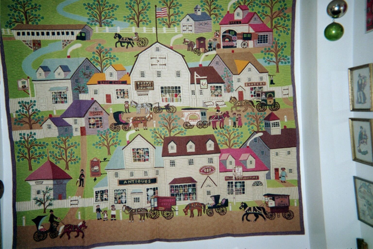 STEVE KANE QUILTS and FOLK ART
