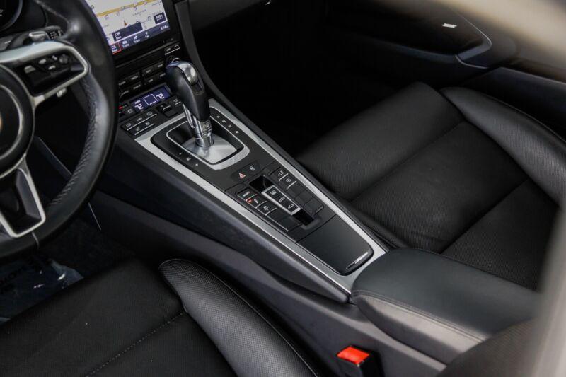 Image 17 Coche Americano usado Porsche 911 2017