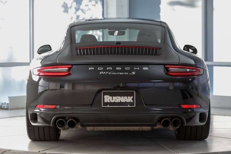 Image 4 Coche Americano usado Porsche 911 2017