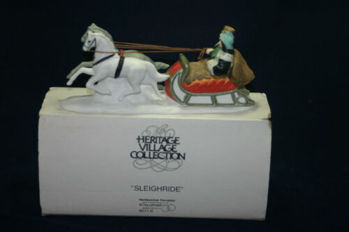 SLEIGHRIDE The Heritage Collection Dicken