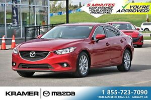 2014 Mazda Mazda6 GS with Leather & Navigation