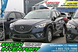 2016 Mazda CX-5 GS AWD *HURRY IN AND SAVE*