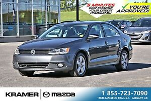 2012 Volkswagen Jetta 2.5L w/Heated Seats