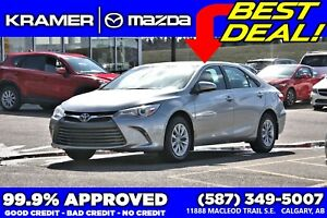 2017 Toyota Camry LE *BEST PRICE*