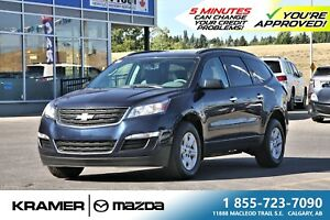 2017 Chevrolet Traverse AWD  w/7-Passenger Seating