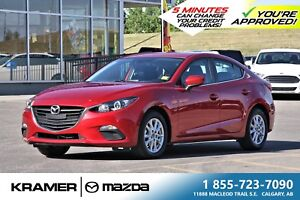 2016 Mazda Mazda3 GS w/Back-up Camera and Bluetooth