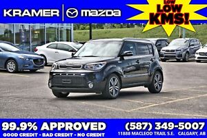 2015 Kia Soul SX w/Heated Seats & Heated Steering Wheel!!