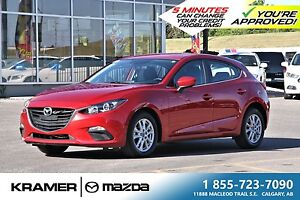 2016 Mazda Mazda3 GS w/Back-up Camera and Moonroof