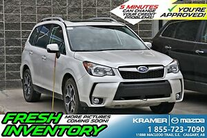 2014 Subaru Forester XT AWD w/2 Sets of Wheels