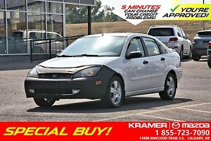 2003 Ford Focus ZTS w/6Disc CD Player