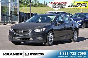 2014 Mazda Mazda6 GX w/2 Sets of Wheels