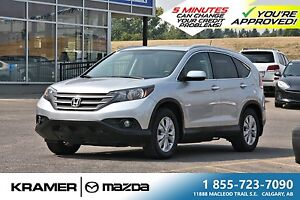 2012 Honda CR-V Touring w/2 Sets of Tires