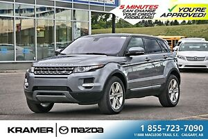 2013 Land Rover Range Rover Evoque Prestige Plus *LOW MILEAGE*
