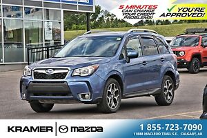 2015 Subaru Forester XT AWD w/Panoramic Roof!!
