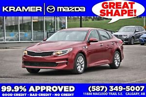2017 Kia Optima LX+ Heated Steering Wheel!!