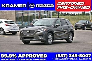 2016 Mazda CX-5 GS AWD, Backup Camera, BT, Blind Spot Monitoring
