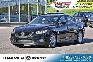 2016 Mazda Mazda6 GS with Leather & Navigation