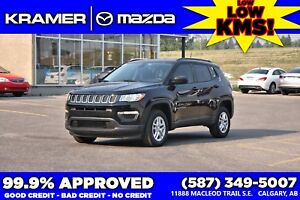 2018 Jeep Compass Sport 4WD *Like NEW*