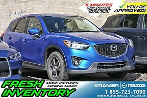 2013 Mazda CX-5 GS AWD with 2 Sets of Alloys