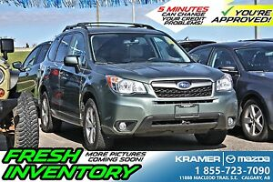 2014 Subaru Forester 2.5L AWD w/2 Sets of Tires