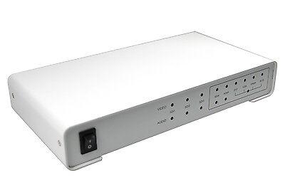 Yuan High-Tech UB5A0N4 Hybrid 1 ch Muiti-Interface + 4 SDI USB 3.0 Capture Box