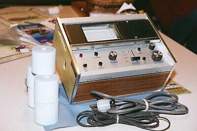Vintage Burdick Ekg Machine