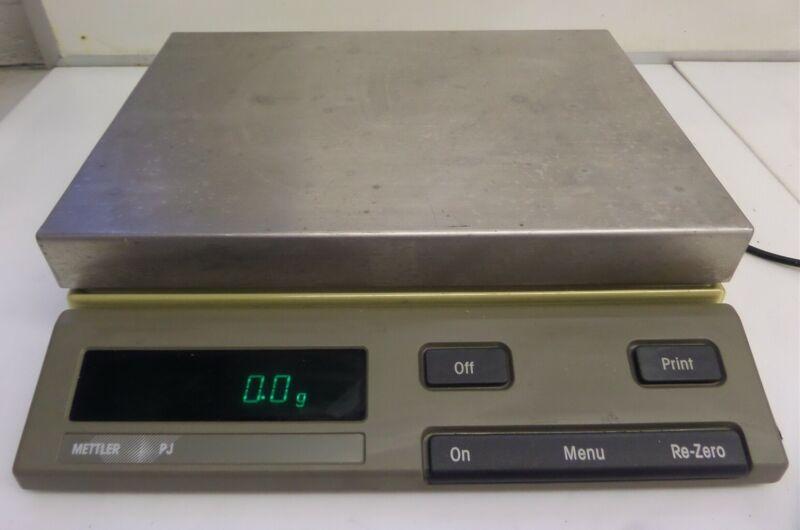 Mettler PJ12 Micro Precision Balance
