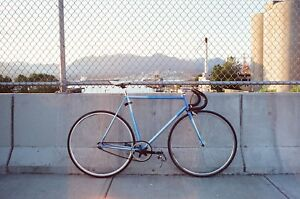 Canelli 54cm fixed gear single speed bike