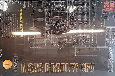 Orochi M3A3 Bradley CFV Deluxe Edition 1/35 Model Tank Kit IM001
