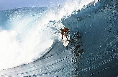 "Andy Irons 8x12"" Photo at Teahupo'o"