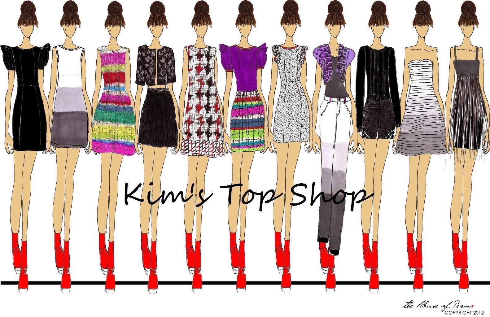 Kim s Top Shop