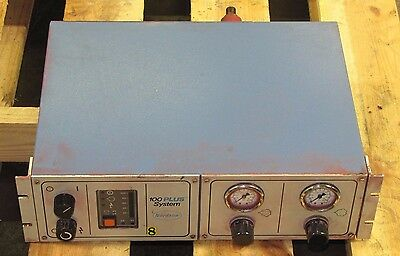 Nordson 249100a 100 Plus 120240 Vac 5060 Hz 1ph 1a Powder Coating Controller