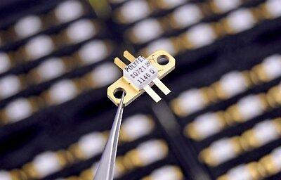 New Polyfet 25w 10a Broadband Rf Mosfet Linear Transistor Aq Vdmos Pn Sq721