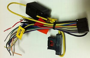 PIONEER-CDE-7701-WIRE-HARNESS-POWER-W-SPEAKER-CORD-ASSEMBLY-CDE7701
