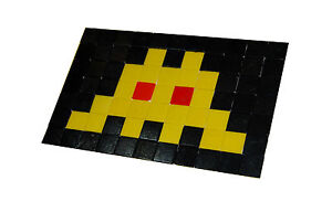 Space Invader Art