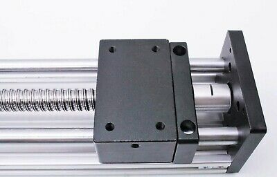 Motion Constrained Act-bb-80-bs Ball Screw Actuator Linear Ball Bushing Bearing