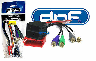 Audi Harness - AUDI VW WIRING HARNESS AFTERMARKET STEREO RADIO HEADUNIT ADAPTER (70-1787)