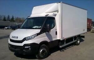 Iveco 72C18 Koffer