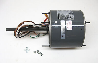 Ac Air Conditioner Condenser Fan Motor 12 Hp 1075 Rpm 230 Volts For Fasco D7907