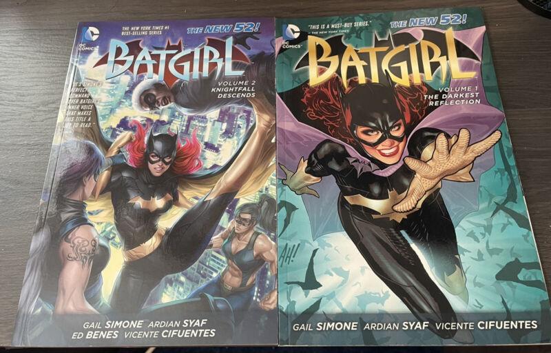 Batgirl New 52 Vol. 1 & 2