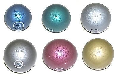 VINEX School Kugel für Training und Wettkampf, Kugelstoßen - 2,00 bis 7,26 kg