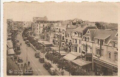 CPA - Belgique - De Panne - La Panne - Avenue de la Mer