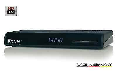 Radio Tuner Vistron VT860 HDTV Twin Kabelreceiver M-Net Vodafone Unitymedia