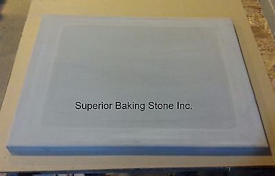One New Superior Baking Stone Convection Oven Or Bbq Grill 18x24x1