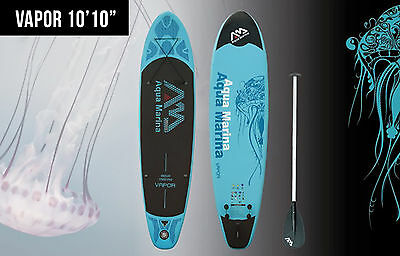 "NEW AQUA MARINA VAPOR 10'10"" STAND UP PADDLE BOARD"
