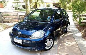 2001 Toyota Echo Hatchback Robinvale Murray-Darling Area Preview