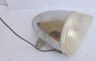alte Fahrrad Bike Front Old Lamp Lampe Fahrradlampe vorn 🌸 UNION OLDTIMER